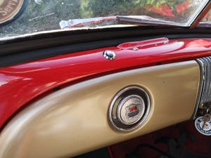 1950 Morris Minor Low light Convertible For Sale (picture 7 of 8)