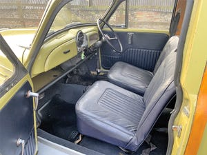 1971 MORRIS 1000 TRAVELLER+RESTORED YET PATINATED+12m mot For Sale (picture 3 of 21)