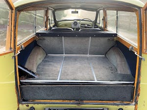 1971 MORRIS 1000 TRAVELLER+RESTORED YET PATINATED+12m mot For Sale (picture 5 of 21)