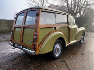 1971 MORRIS 1000 TRAVELLER+RESTORED YET PATINATED+12m mot For Sale (picture 6 of 21)
