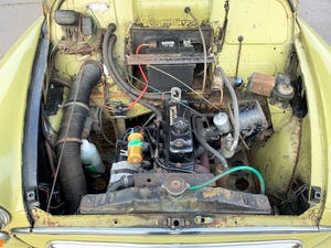 1971 MORRIS 1000 TRAVELLER+RESTORED YET PATINATED+12m mot For Sale (picture 8 of 21)