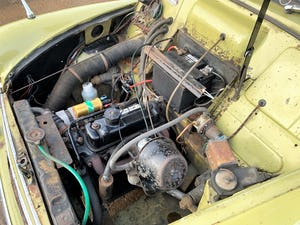 1971 MORRIS 1000 TRAVELLER+RESTORED YET PATINATED+12m mot For Sale (picture 10 of 21)