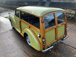 1971 MORRIS 1000 TRAVELLER+RESTORED YET PATINATED+12m mot For Sale (picture 16 of 21)