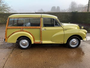 1971 MORRIS 1000 TRAVELLER+RESTORED YET PATINATED+12m mot For Sale (picture 19 of 21)