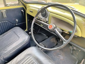 1971 MORRIS 1000 TRAVELLER+RESTORED YET PATINATED+12m mot For Sale (picture 20 of 21)