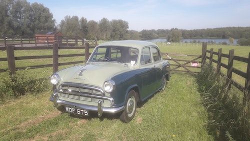 Picture of 1959 Morris Oxford Series 3 For Sale