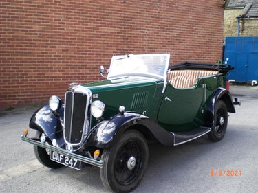Picture of 1936 Morris 8 Tourer For Sale