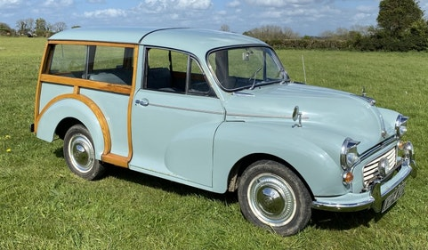 Picture of 1967 Morris Traveller For Sale by Auction May 23rd 2021 For Sale by Auction