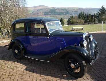 Picture of 1937 Morris 8 series 1 Motor Car For Sale by Auction