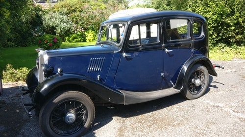 Picture of 1936 Morris 8 Saloon For Sale