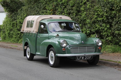 Picture of 1967 Morris Minor Pickup - 500 Miles Since Full Rebuild For Sale