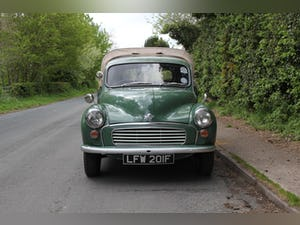 1967 Morris Minor Pickup - 500 Miles Since Full Rebuild For Sale (picture 2 of 17)