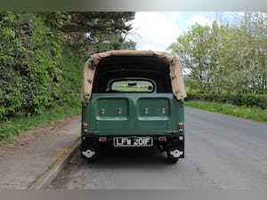 1967 Morris Minor Pickup - 500 Miles Since Full Rebuild For Sale (picture 5 of 17)