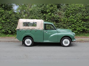 1967 Morris Minor Pickup - 500 Miles Since Full Rebuild For Sale (picture 7 of 17)