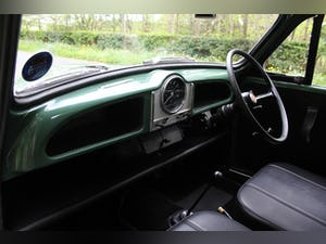 1967 Morris Minor Pickup - 500 Miles Since Full Rebuild For Sale (picture 11 of 17)