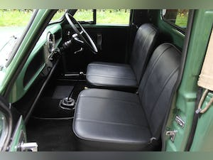 1967 Morris Minor Pickup - 500 Miles Since Full Rebuild For Sale (picture 12 of 17)