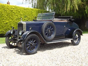 1927 Morris Cowley Two Seater. Nice, usable 'Flatnose' For Sale (picture 1 of 32)