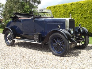 1927 Morris Cowley Two Seater. Nice, usable 'Flatnose' For Sale (picture 3 of 32)