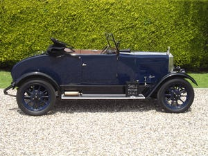 1927 Morris Cowley Two Seater. Nice, usable 'Flatnose' For Sale (picture 4 of 32)
