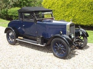 1927 Morris Cowley Two Seater. Nice, usable 'Flatnose' For Sale (picture 5 of 32)