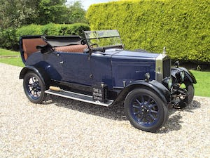 1927 Morris Cowley Two Seater. Nice, usable 'Flatnose' For Sale (picture 6 of 32)