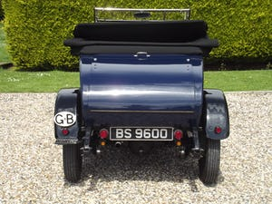 1927 Morris Cowley Two Seater. Nice, usable 'Flatnose' For Sale (picture 8 of 32)