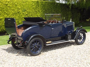 1927 Morris Cowley Two Seater. Nice, usable 'Flatnose' For Sale (picture 12 of 32)