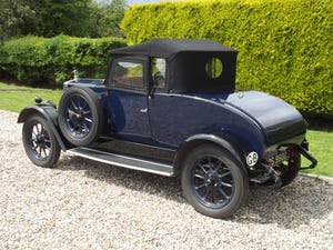 1927 Morris Cowley Two Seater. Nice, usable 'Flatnose' For Sale (picture 16 of 32)