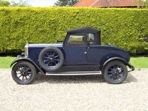 1927 Morris Cowley Two Seater. Nice, usable 'Flatnose' For Sale (picture 17 of 32)