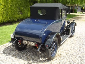 1927 Morris Cowley Two Seater. Nice, usable 'Flatnose' For Sale (picture 21 of 32)