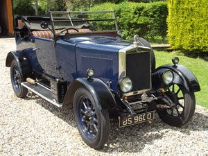 1927 Morris Cowley Two Seater. Nice, usable 'Flatnose' For Sale (picture 22 of 32)