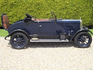 1927 Morris Cowley Two Seater. Nice, usable 'Flatnose' For Sale (picture 23 of 32)