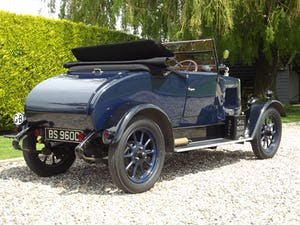 1927 Morris Cowley Two Seater. Nice, usable 'Flatnose' For Sale (picture 25 of 32)
