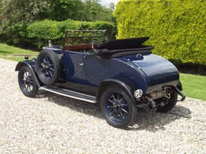 1927 Morris Cowley Two Seater. Nice, usable 'Flatnose' For Sale (picture 31 of 32)