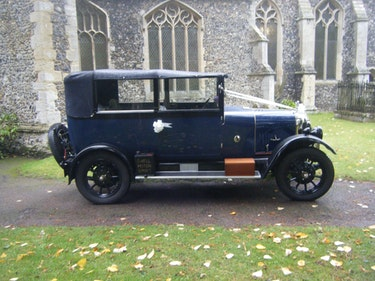 Picture of 1926 Bullnose Morris Oxford Cabriolet For Sale