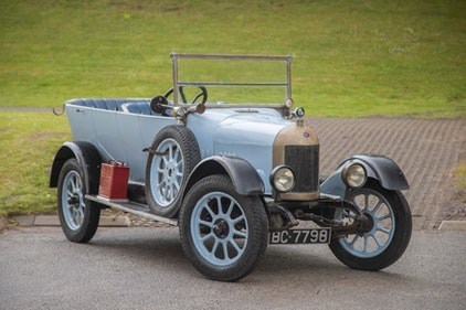 Picture of 1923 Morris Oxford - Auction July 6th For Sale by Auction