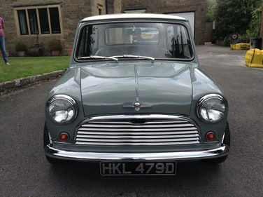 Picture of A 1965 Morris Cooper  - 15/07/2021 For Sale by Auction
