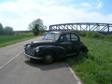 Picture of 1960 Morris Minor Restoration Project Historic Vehicle For Sale