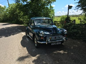 1969 Minor 1000 For Sale (picture 1 of 3)