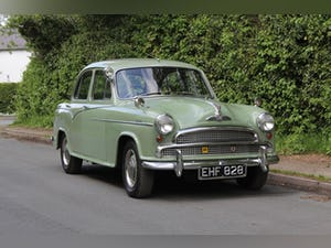 1957 Morris Isis, Incredibly Original For Sale (picture 1 of 18)