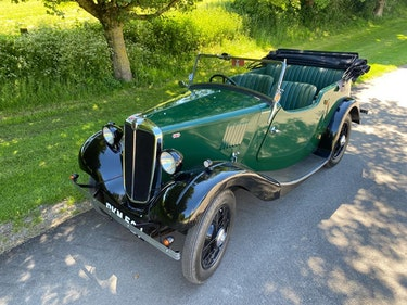 Picture of 1934 Morris Eight Pre-Series Four Seat Tourer For Sale