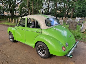 1959 Mr lime pimp my ride morris minor For Sale (picture 5 of 12)