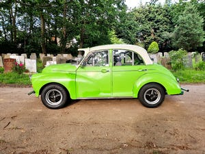 1959 Mr lime pimp my ride morris minor For Sale (picture 6 of 12)