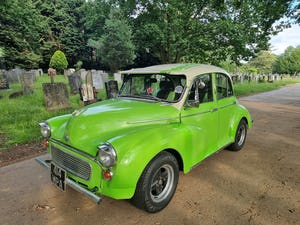 1959 Mr lime pimp my ride morris minor For Sale (picture 10 of 12)