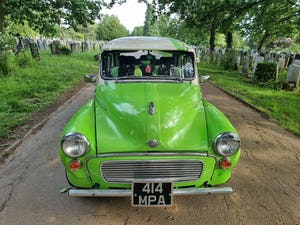1959 Mr lime pimp my ride morris minor For Sale (picture 11 of 12)
