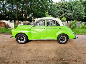 1959 Mr lime pimp my ride morris minor For Sale (picture 12 of 12)