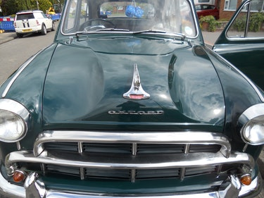 Picture of 1957 Morris Oxford series 3 For Sale