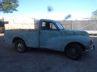 Picture of 1954 Morris pick up For Sale