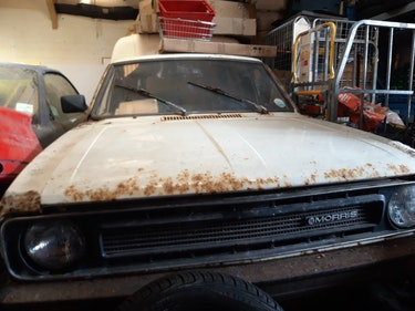 Picture of 1979 Morris Marina Pickup for restoration For Sale