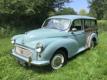 Picture of 1962 MORRIS 1000 TRAVELLER. For Sale